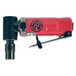 "CHICAGO PNEUMATIC CP875 1/4"" NPT Right Angle Air Die Grinder"