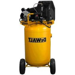 DeWalt 1.9-HP 30-Gallon  Dual Voltage Cast-Iron Air Compress