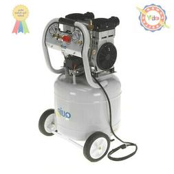 Quipall 10-2-SIL Oil Free Silent Compressor, 2.0 HP, 10 Gall