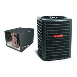 2.5 Ton 13 Seer Goodman Air Conditioning Condenser and Coil