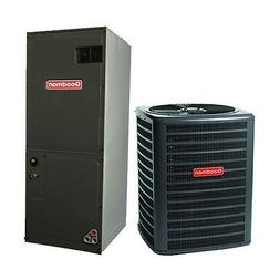 3.5 Ton 14 Seer Goodman Air Conditioning System GSX140421 -