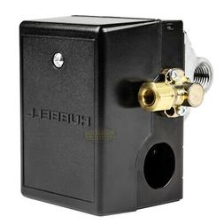 Hubbell 69JF9LY2C Furnas Air Compressor Pressure Switch Cont