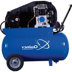 - Quincy Single-Stage Air Compressor - 2 HP, 115 Volt, 20-Ga