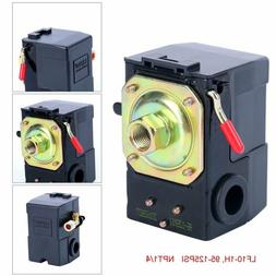 Lefoo Quality Air Compressor Pressure Switch Control 95-125