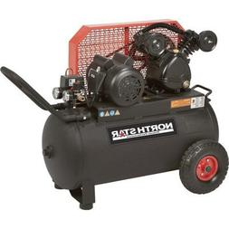 NorthStar Belt Drive Single-Stage Portable Air Compressor 2