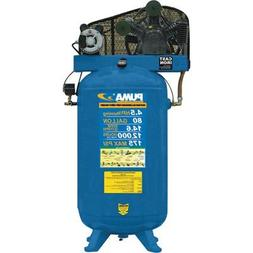 Puma Belt-Drive Stationary Vertical Air Compressor - 80-Gall