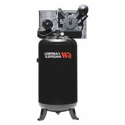 CAMPBELL HAUSFELD CE3001 Air Compressor,80 gal.,2 Stage 5HP/