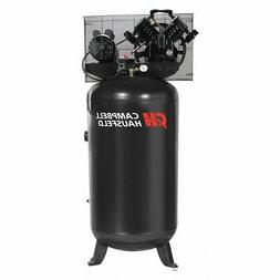 CAMPBELL HAUSFELD CE4104 Air Compressor,80 gal.,1 Stage 5HP/