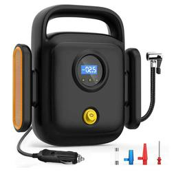 Digital Air Tire Inflator Air Compressor Tyre Inflation Infl
