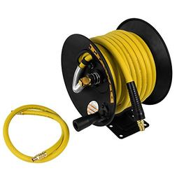 "DeWalt DXCM024-0348 3/8"" x 50' Manual Hose Reel with Rub"