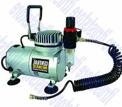 Electric Powered Quiet Small Compressor Airbrush Works with
