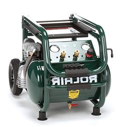 Industrial Contractor Portable 2.5 HP Air Compressor Rolair