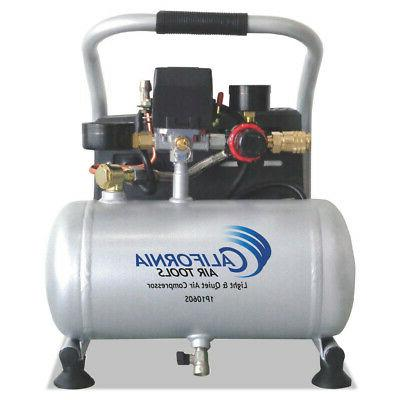 6 hp 1 gallon light and quiet