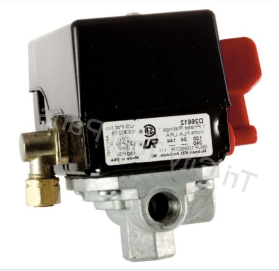 Z-D26612 Porter Cable Air Compressor Pressure Switch D26612