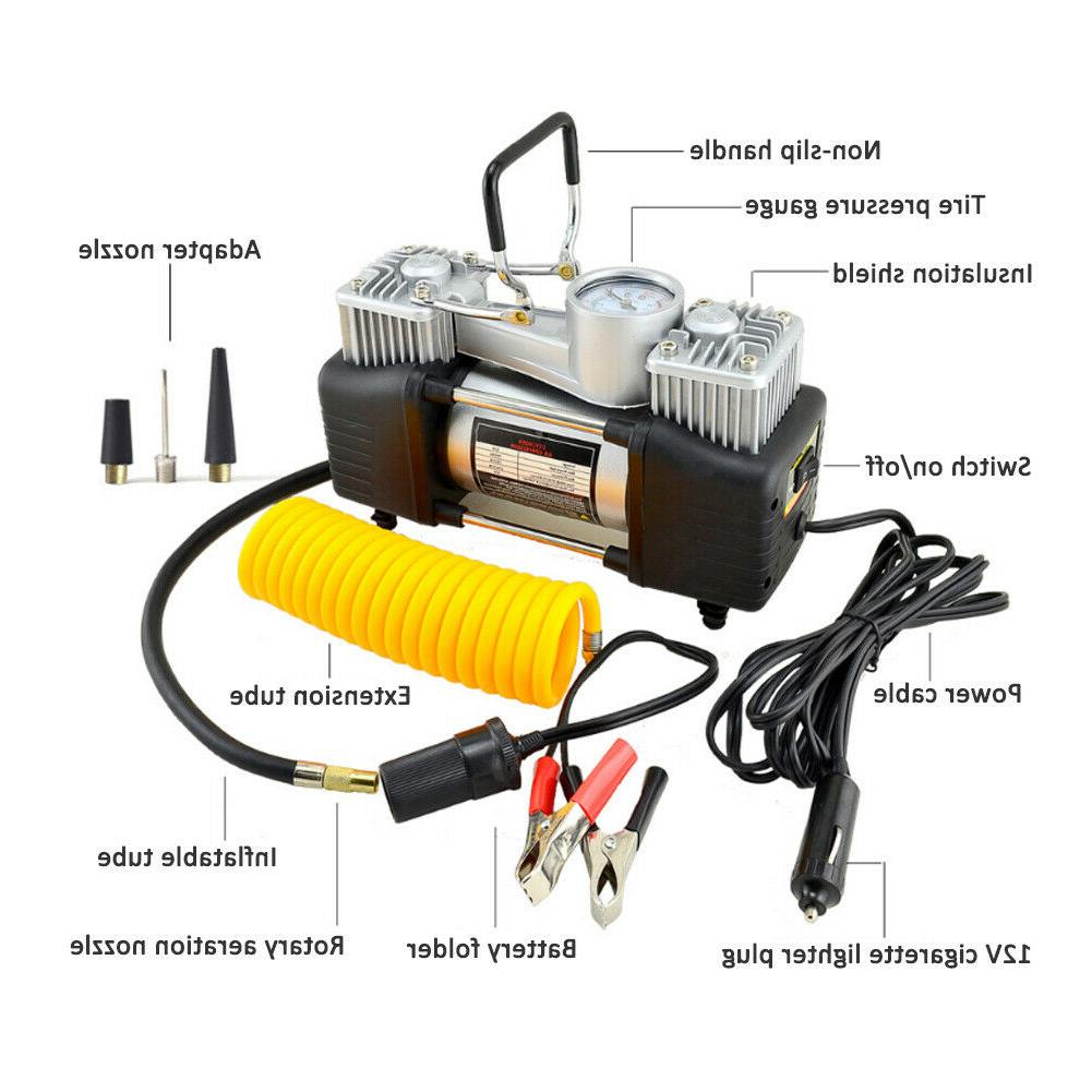 HEAVY DUTY Air Compressor Inflator