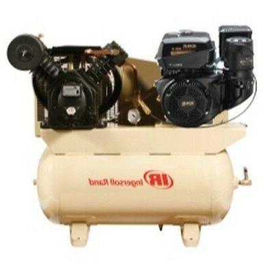 Ingersoll Rand 46821344 14 HP Gas Drive Air Compressor - Koh