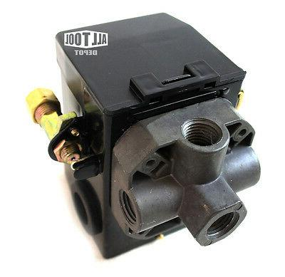 Air pressure for cable craftsman 140-175