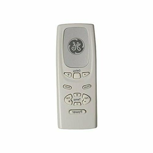 GE General Electric AC Air Conditioner Wireless Remote Contr
