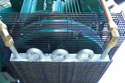 NEW 7.5hp 2 Stage 3 Champion Air Compressor After Cooler