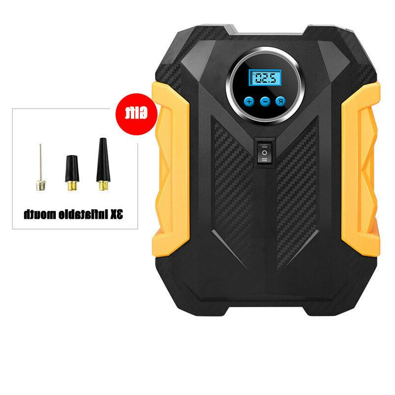 US Tire Inflator Car Electric Portable Volt 150