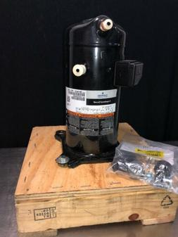NEW Emerson Copeland Scroll Compressor ZB15KCE-PFV-205 1Ph 2