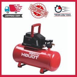 portable air compressor 3gallon hotdog home garage