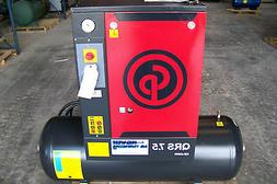 Chicago Pneumatic QRS 7.5 HP 1 phase,  NEW  Rotary Screw Com
