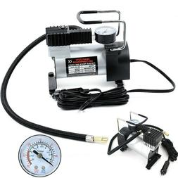 tire inflator car air pump compressor electric